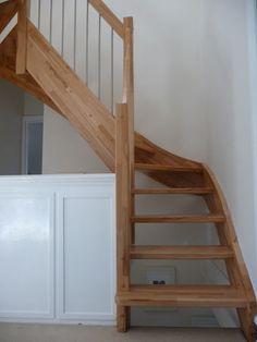 Space-Saving Stairs | Space-saving loft & attic conversion stairs