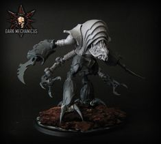 TJ here with an update from a past It Came From the Forums featured artist, this time we will look at GuitaRasmus' Dark Mechanicus conv...