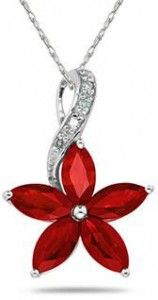 Stunningly Beautiful Ruby Jewelry Pieces on http://applesofgold.com/jewelry/stunningly-beautiful-ruby-jewelry-pieces/