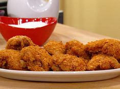 Bobby Deen's Un-Fried Chicken