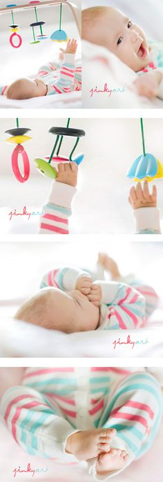 great idea to include growth and milestones jinkyart photography