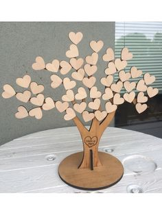Guest book - Strom života (podpisová kniha hostů na svatby,...)