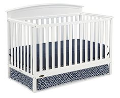 Graco Benton 5-in-1 Convertible Crib by Graco, http://www.amazon.com/dp/B00LFP61PW/ref=cm_sw_r_pi_dp_x_Uo4Fzb4W85BK7