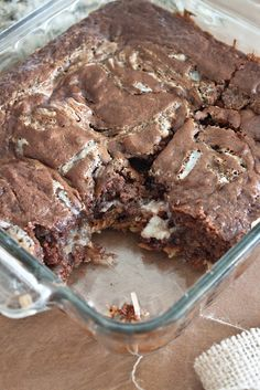 Earthquake cake  Oh, I had totally forgotten about this cake! A co-worker used to make this. Just as yummy as I remembered.  I didn't add all the powdered sugar to the cream cheese/butter mixture. I probably used about a cup and a half.  I made it in a 9x13 pan.
