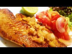 Filetes de Pescado al Horno - YouTube