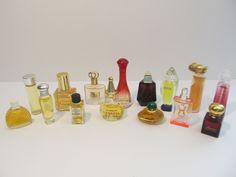 Many RARE Perfume Mini Miniature Parfum EDP or EDT for Women You Choose   eBay