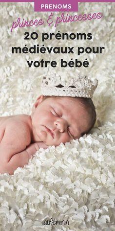 20 prénoms médiévaux pour votre mini prince (sse)! Si vous avez toujours été attiré par la magie des épopées médiévales, laissez-vous emporter à travers les âges! Vivez à nouveau les récits héroïques du Roi Arthur et les chevaliers de la Table Ronde et inspirez-vous de vos idées de prénom pour votre chou! #preneur #fille #garcon #mixte # bébé #grossesse #moyenage #medieval #ancien #chevalier #prince #princesse #maman #aufeminin