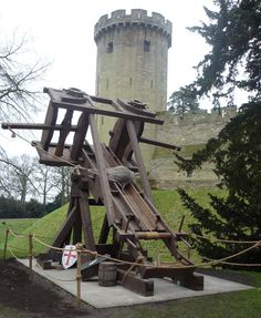 The Ballista, Warwick castle