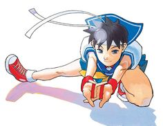 - The Art of Street Fighter Parte 1 Sakura Street Fighter, Street Fighter Alpha 2, Konosuba Wallpaper, Capcom Street Fighter, Kasugano, Anime Pixel Art, Street Fights, Marvel Vs, Fighting Games