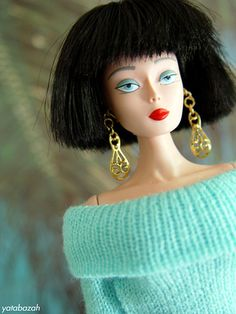 Mdvanii was first fashion doll aimed at adult collectors. Made from scraps of fabric from Top Designers. By Billy Boy & partner Lala