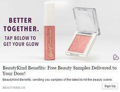 BeautyKind Free Beauty Samples via Facebook