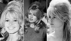 Brigitte Bardot - HairStyle