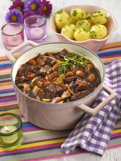 Swedish Recipes, Great Recipes, Food For The Gods, Zeina, Good Food, Yummy Food, Beef Wellington, Arabic Food, Food To Make