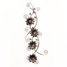 Sophie Metal Wall Plaque | Kirklands