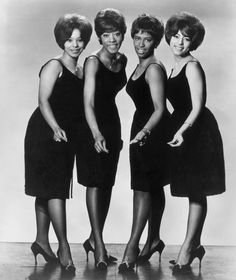 The Chiffons were an all-girl group originating from the Bronx area of New York in 1960.