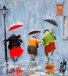 """""""Leben heißt nicht zu warten, dass der Sturm vorüberzieht, sondern lernen, im Regen zu tanzen"""""""