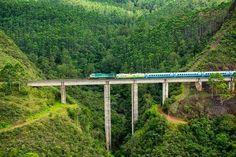 A Arte do Turismo e da Hotelaria: Trem de Minas Gerais ao Espirito Santo
