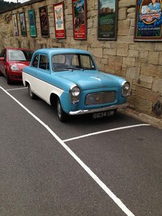 Ford 100E either Anglia or Popular
