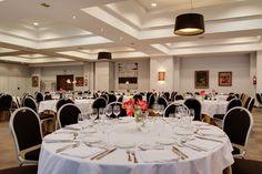 Salón de banquete - Rafaelhoteles Atocha