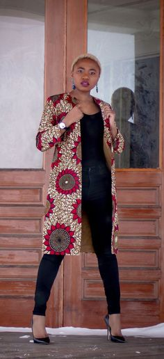 ankara mode Stylish Ankara Kimono Dresses Ankara Kimono dresses are long robes with sleeves, tied with a sash of course made from any of the various tr. African Fashion Designers, Latest African Fashion Dresses, African Print Dresses, African Print Fashion, Africa Fashion, African Dress, Ankara Fashion, African Prints, African Attire
