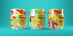 Ninho Nestlé 70 Anos | Sweety Branding Studio
