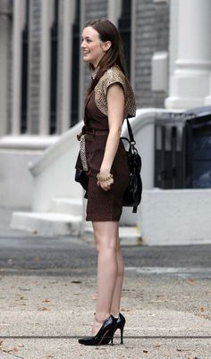 #blair #waldorf #queen #gg #leighton #diva #gossip #girl #season #four #4x03 #TheUndergraduates