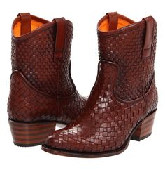 Let your booties stick out with these Frye's.