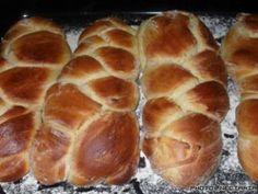 Πασχαλινά τσουρέκια της Νεκταρίας Hot Dog Buns, Hot Dogs, How To Make Bread, Bread Making, Sugar, Food, Essen, Yemek, Meals