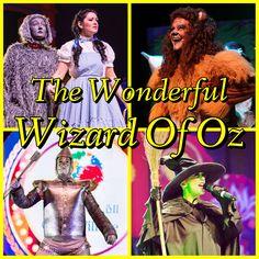 The Wonderful Wizard Of Oz!!