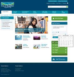 23 best intranet images on Pinterest   Sharepoint intranet, Design ...
