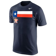 f25123bf550 Houston Astros Nike My City My Team Flag T-Shirt - Navy