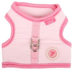 Pinkaholic New York Downy Pinka Harness for Dogs Pink Large * See this great product.