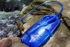 How to clean a hydration bladder. Prevent dirty water with a squeaky clean routine.