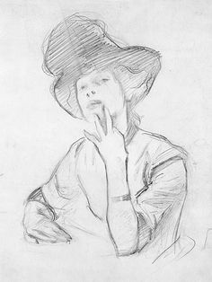 John Singer Sargent (1856–1925, United States/England) Drawings John Singer Sargent was a prolific American artist, resident many years in Europe, and one of the leading portrait painters of his...