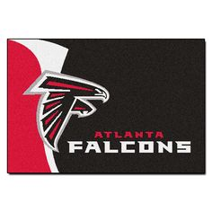 Atlanta Falcons NFL Starter Uniform Inspired Floor Mat (20x30)