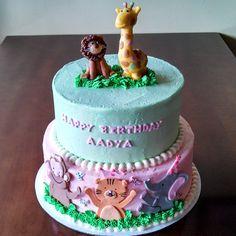 Cute kids birthday cake!