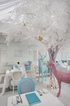 pastel forest dreams - Macalister Mansion by Ministry of Design