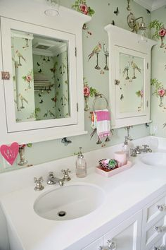 Spring in the bathroom (2)