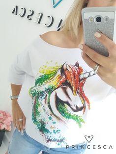 Tak wyglądają #unicorn #t-shirt #clothes #streetwear #women #girl #selfie