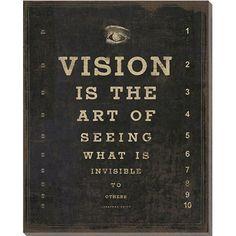 Vision.... — Passport Goods