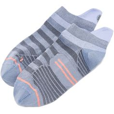 STANCE Athletic Beta Tab Lite Socks ($15) ❤ liked on Polyvore featuring intimates, hosiery, socks, stripe socks, striped ankle socks, nylon hosiery, tennis socks and stance socks