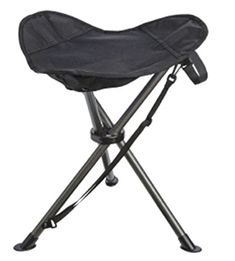 Quest Folding Stool Portable for Camping Sporting Events or Back Yard Black * You can find more details by visiting the image link.(This is an Amazon affiliate link and I receive a commission for the sales)