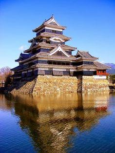 Castles+around+the+World+-+Matsumoto+Castle,+Japan