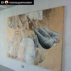 #Repost @momsupermodern  #mybiennaleRN #cantieredisegno #biennale #disegno #Rimini #drawing #art #artist #vivorimini #ig_italy #loves_rimini #igersrimini #igersemiliaromagna @biennaledisegno