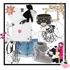 cute, created by catwalk742000 on Polyvore