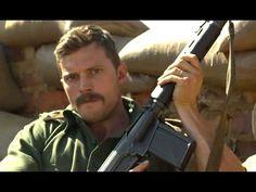 THE SIEGE OF JADOTVILLE Official Trailer (2016) Jamie Dornan War Movie HD - YouTube