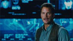 chris pratt jurassic park jurassic world bryce dallas howard onecosmiclove