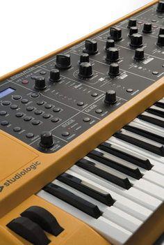 Studiologic Sledge – Synthesizer im Test