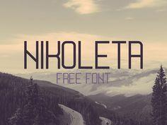 Nikoleta Free Font