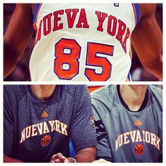 Knicks Nueva York Jerseys Tonight for Noche Latina